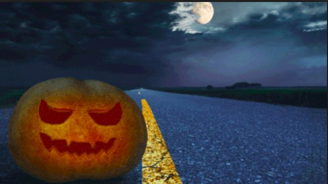 Retro Road Podcast – HALLOWEEN TRAVEL Special Edition