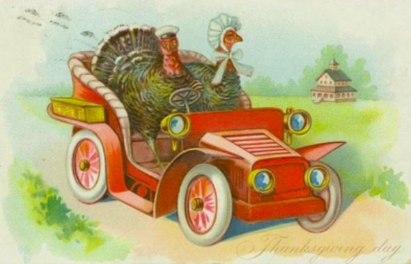 Retro Road Podcast Episode 10 – Thanksgiving Travel & Traditions